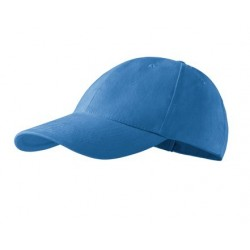 Kepurė su snapeliu mėlyna