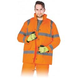 Striukė pašiltinta K-VIS oranžinė