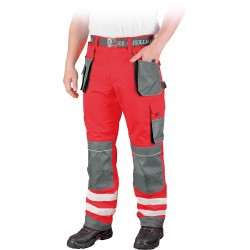 Kelnės LH FMNX raudonos