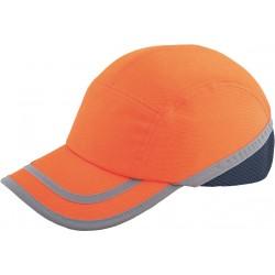 Kepurė šalmas BUMPCAPFLOU oranžinė