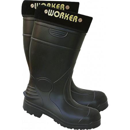 Guminiai batai WORKER SB P