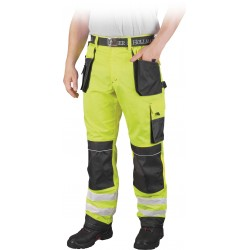 Kelnės LH FMNX geltonos