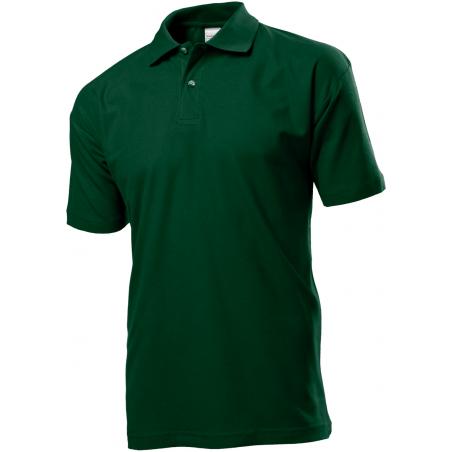 Polo marškinėliai žali