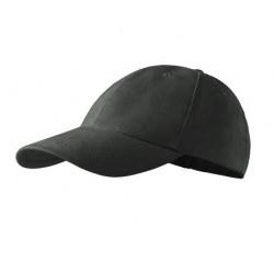 Kepurė su snapeliu pilka