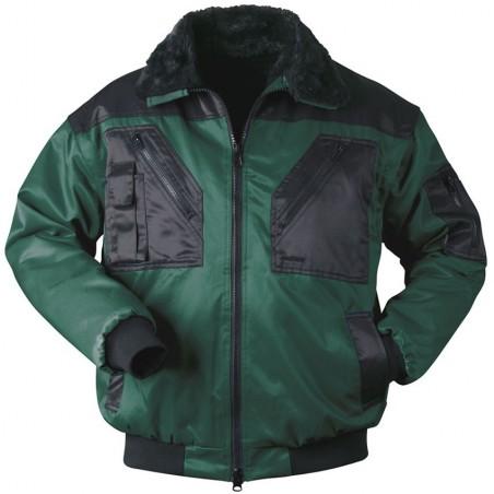 Striukė Pilot žalia-juoda