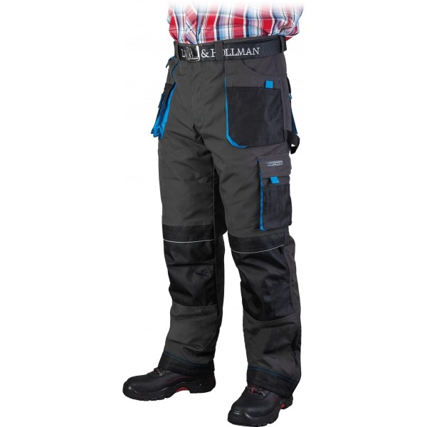 Šiltos kelnės LH FMNW pilkos