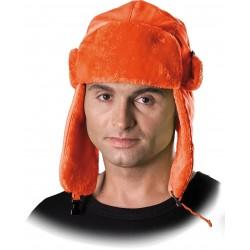 Šilta žieminė kepurė CZO EXTREME oranžinė