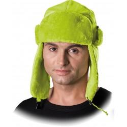 Šilta žieminė kepurė CZO EXTREME geltona