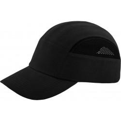 Kepurė šalmas BUMPCAPMESH juoda