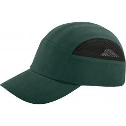 Šalmas kepurė BUMPCAPMESH žalia