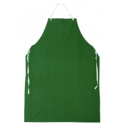 Prijuostė iš PVC žalia