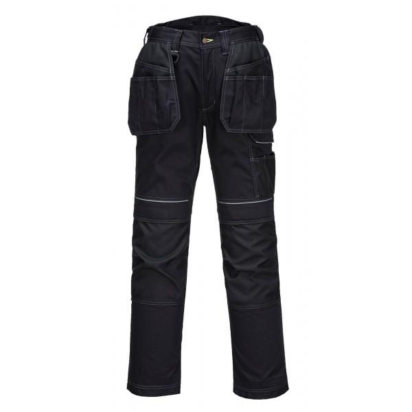 Kelnės T610 URBAN juodos