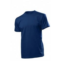 Marškinėliai tamsiai mėlyni