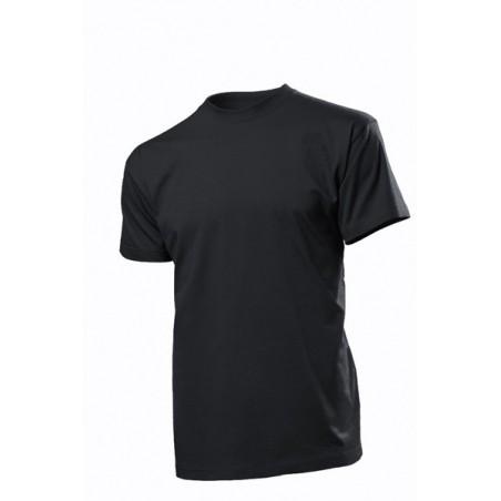 Marškinėliai juodi