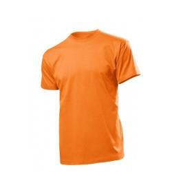 Marškinėliai oranžiniai