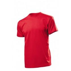 Marškinėliai raudoni