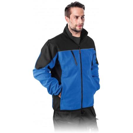 Džemperis POLAR-SHELL mėlynas