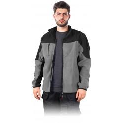 Džemperis POLAR-SHELL pilkas