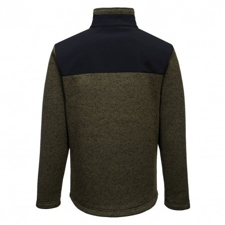 Džemperis T830 žalias