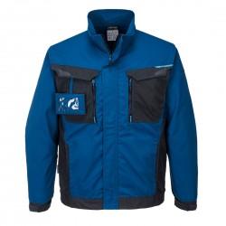Švarkas T703 mėlynas