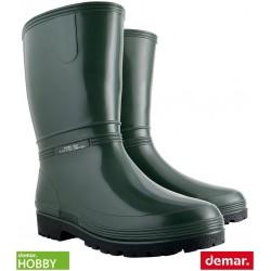 Moteriški guminiai batai RAINNY žali