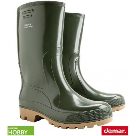 Guminiai batai GRAND žali