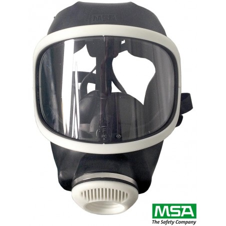 Pilno veido kaukė MSA 3S PLUS