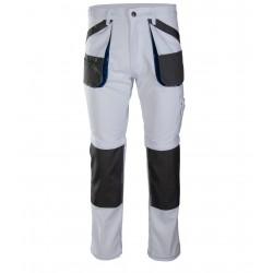 Kelnės šortai BRIXTON PRACTICAL baltos