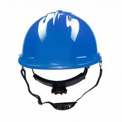 Apsauginis šalmas ABS mėlynas