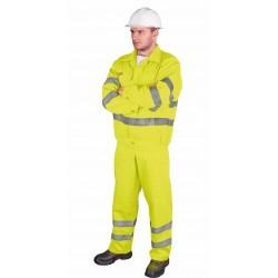 Darbo kostiumas UL geltonas