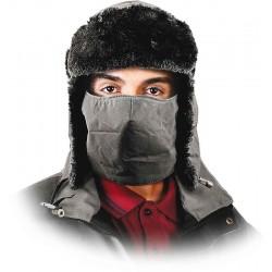 Šilta kepurė su veido apsauga CZOPAPA FACE
