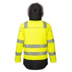 Žieminė darbo striukė PW369 geltona